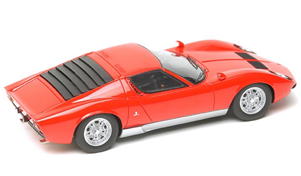 lamborghini miura p400 em166b caren exclusive model cars. Black Bedroom Furniture Sets. Home Design Ideas