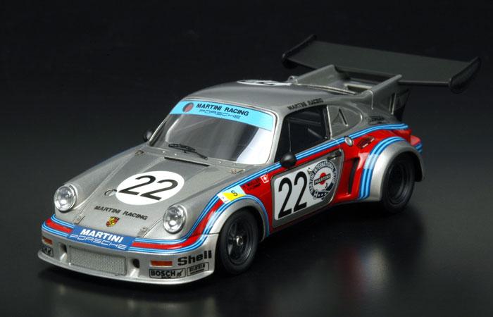 Porsche 911 Carrera Rsr Turbo Martini Racing 24h Le Mans