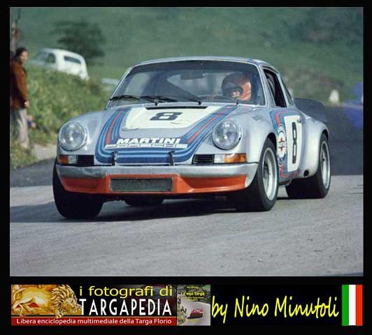 Porsche 911 Carrerra Rsr Winner Targa Florio 1973 Vm085a