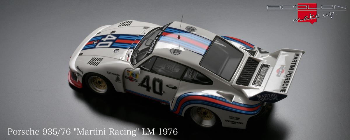 Porsche 935 Martini Racing 1976 Le Mans Class Winner 1976